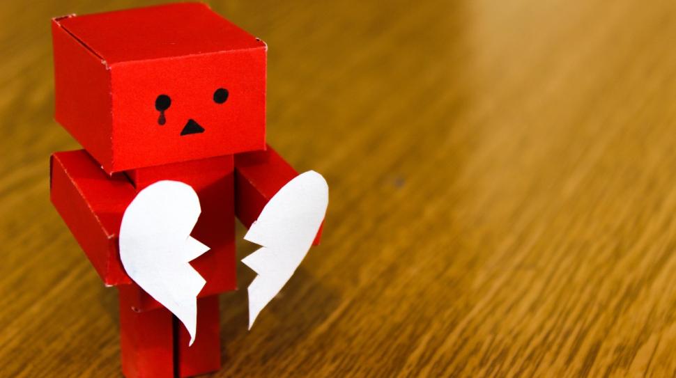 Break-ups hurt even the most disciplined individuals.